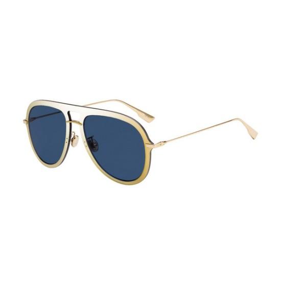 Dior DIORULTIME1  - LKS A9 Blaues Gold | Sonnenbrille Frau