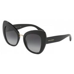 Dolce & Gabbana DG 4319 - 501/8G Schwarz
