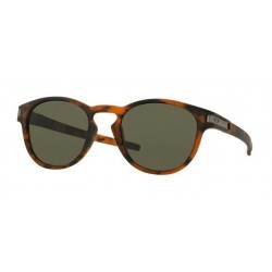 Oakley Latch OO 9265 02 Matt Brown Tortoise