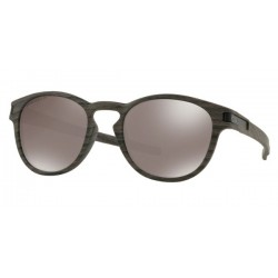 Oakley Latch OO 9265 38 Woodgrain Polarisierter