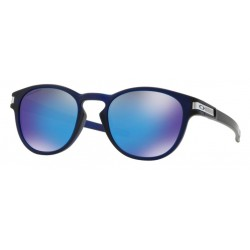 Oakley Latch OO 9265 42 Grid  Matte Translucent Blue