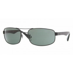 Ray-Ban RB 3445 002-58 Polarized Schwarz