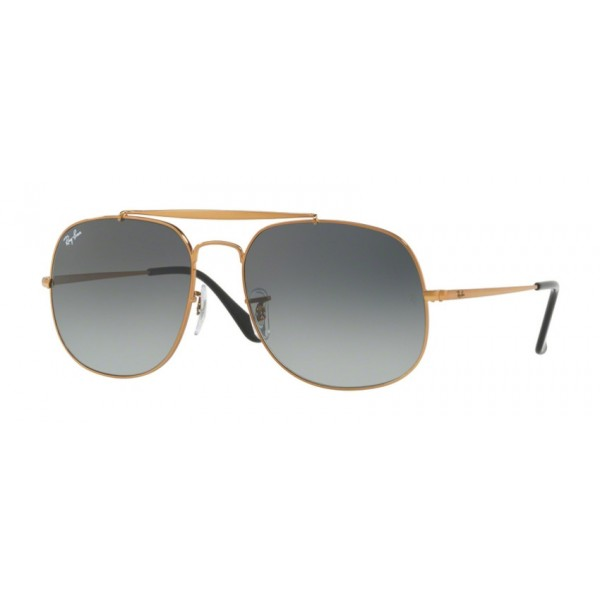 Ray-Ban RB 3561 The General 197/71 Bronze-