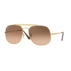 Ray-Ban RB 3561 The General 9001A5 Leichte Bronze