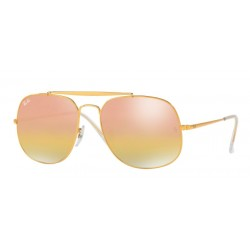 Ray-Ban RB 3561 The General 9001I1 Leichte Bronze