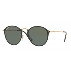 Ray-Ban RB 3574N Blaze Round 001/9A Gold