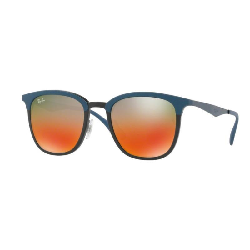 RAY BAN RAY-BAN Sonnenbrille » RB4278«, schwarz, 6286A8 - schwarz/rot