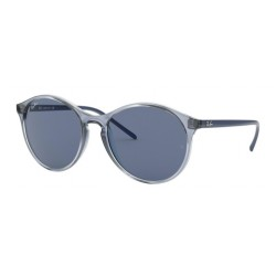 Ray-Ban RB 4371 - 639980 Transparent Blau