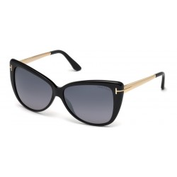 Tom Ford FT 0512 01C Poliert Schwarz