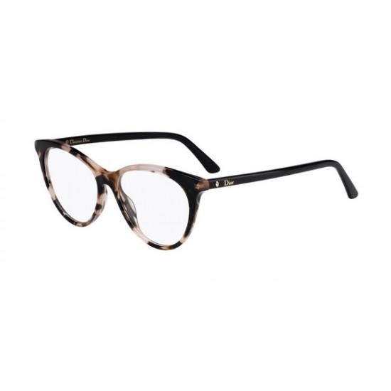 Dior MONTAIGNE57 - HT8 Rosa Havanna | Brillen Frau