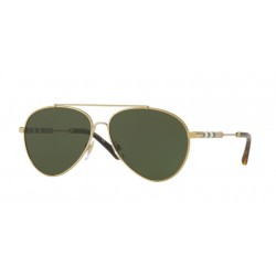 Burberry BE 3092QF 114571 Light Gold