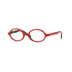 Ray-Ban RY 1545 3705 Rot-Schwarz Junior