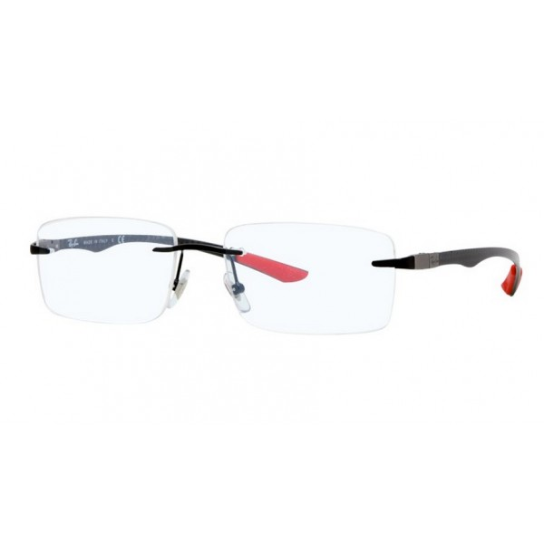 ray ban brille carbon rx 8404