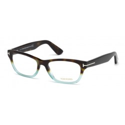 Tom Ford FT 5425 056 Havanna-Blau