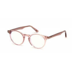 Tom Ford FT 5557-B 072 Poliert Pink
